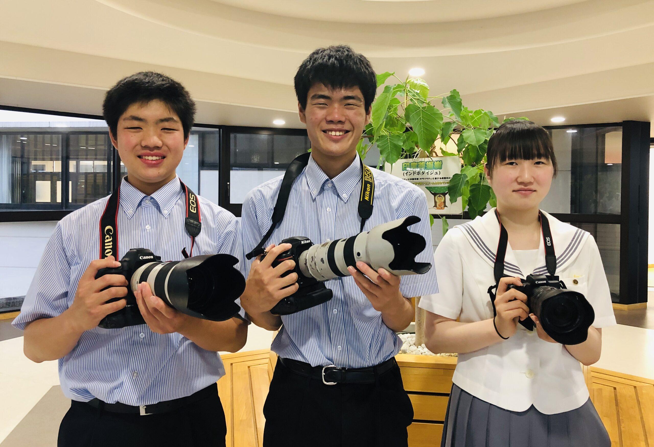 写真部 「写真甲子園2021」本戦審査会出場決定